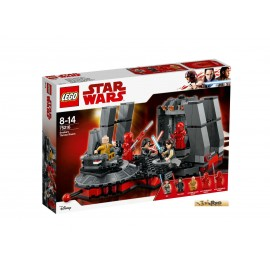LEGO® Star Wars  Snokes Thronsaal