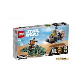 LEGO® Star Wars Escape Pod vs. Dewback