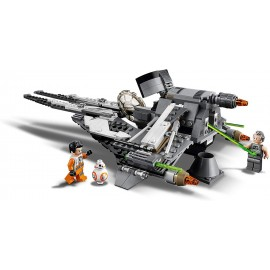LEGO® Star Wars TIE Interceptor Allianz-Pilot