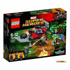LEGO® Marvel Super Heroes™ Ravager-Attacke